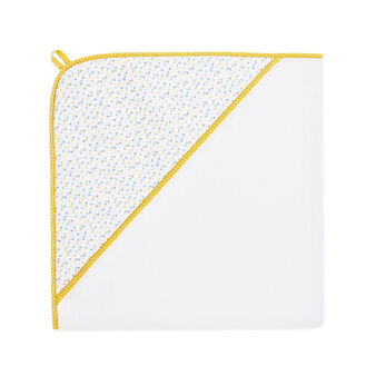 Asciugamano con cappuccio spugna di puro cotone triangolinini