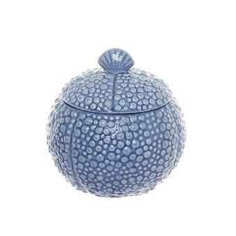 Porcelain rabbit jar