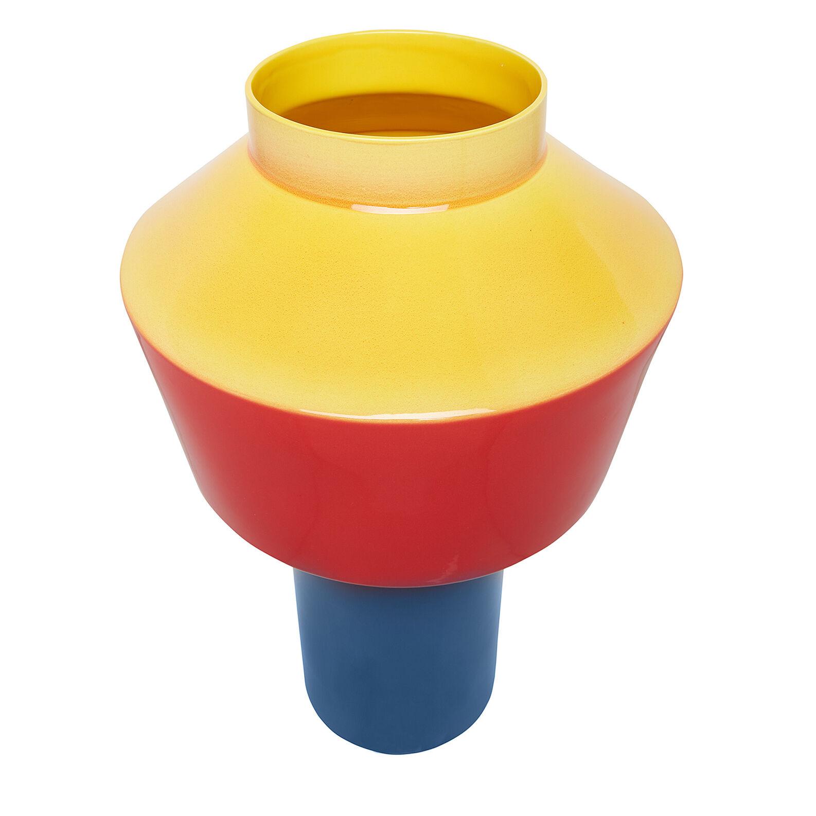 Maxi vase in Portuguese ceramic