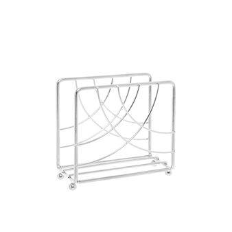 Steel wire towel holder