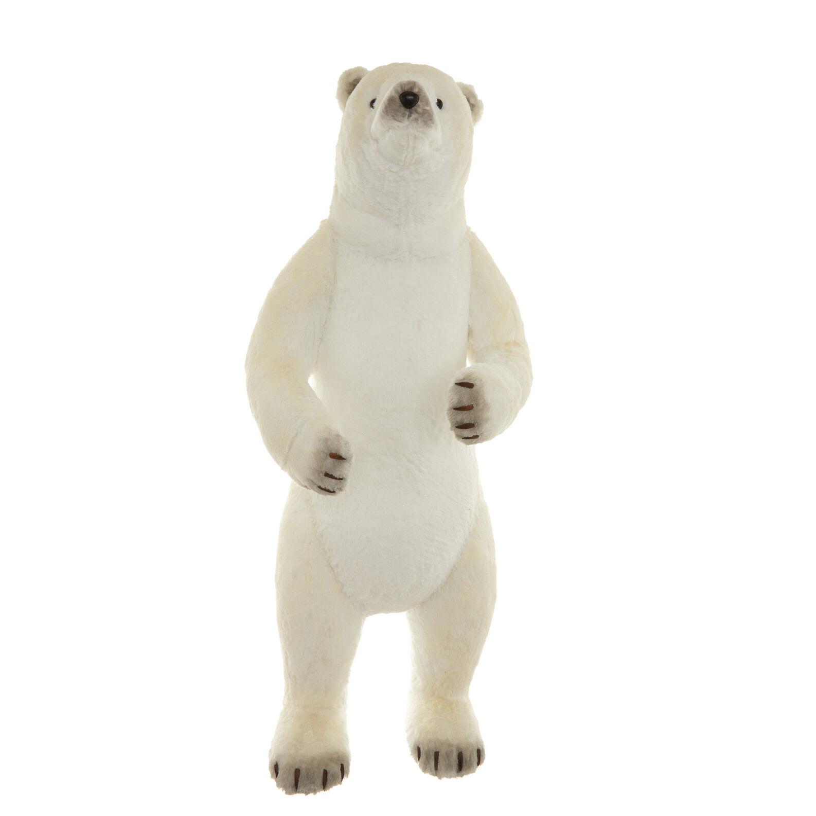 Decorative bear soft toy