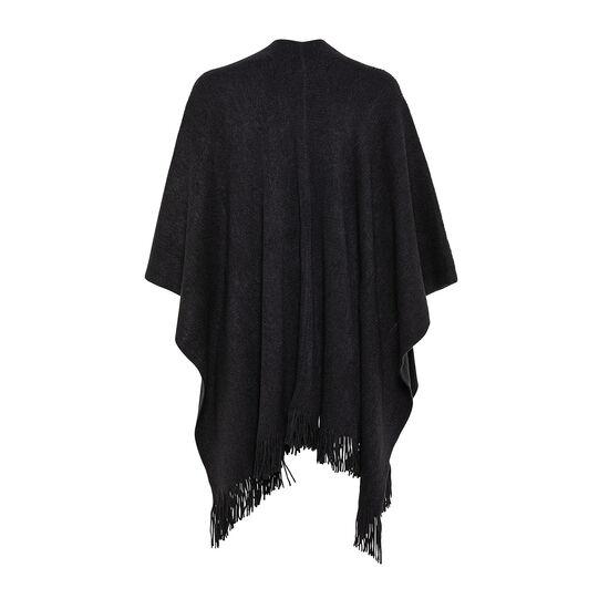 Koan fringed cape