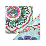 4-pack napkins in 100% cotton with abstract print