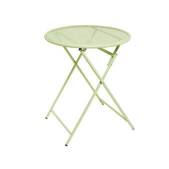 Tavolino in acciaio Green