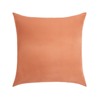 Natural colors 100% silk cushion cover 45x45cm