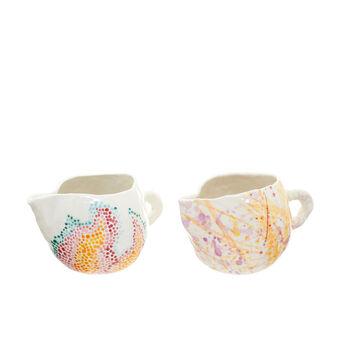 Limited edition Chiara Metelli ceramic carafe