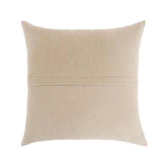 Interno 11 cotton velour cushion