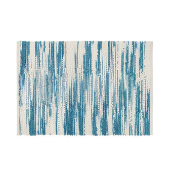 Micro cotton bath mat