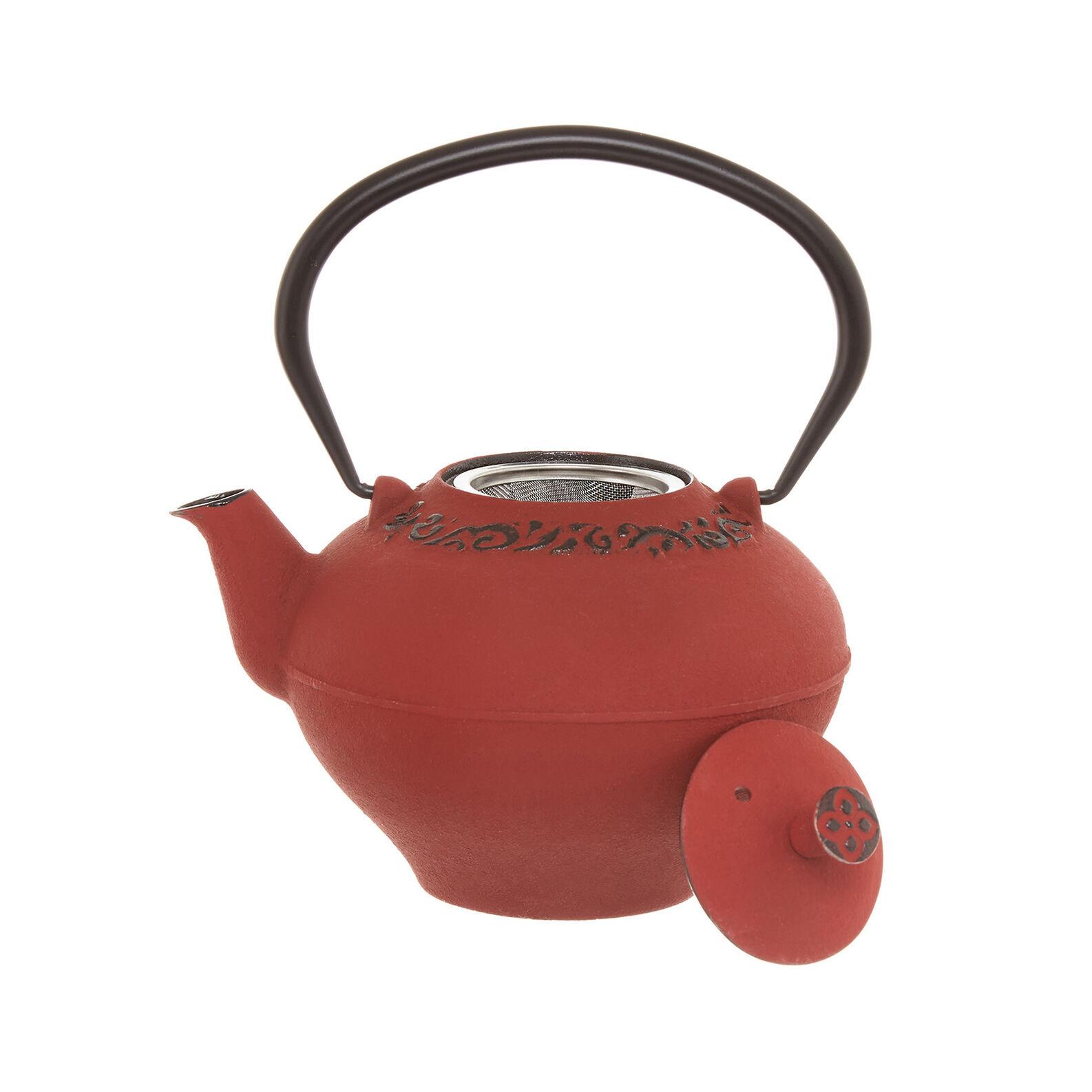 Japanese style cast iron teapot