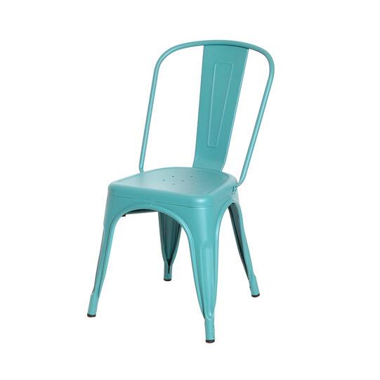 Sedia metallo verniciato Color Chair