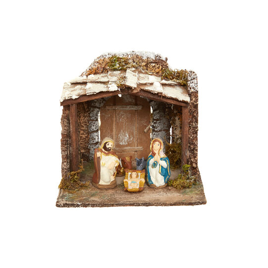 Presepe in terracotta made in Italy