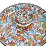 Coppetta ceramica artigianale UNIDO