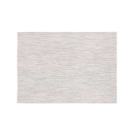 Lurex-effect PVC table mat