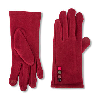 Koan touchscreen microfiber gloves