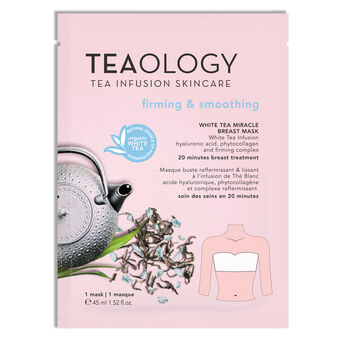 White Tea Miracle Breast Mask Firming & Smoothing 45 ml