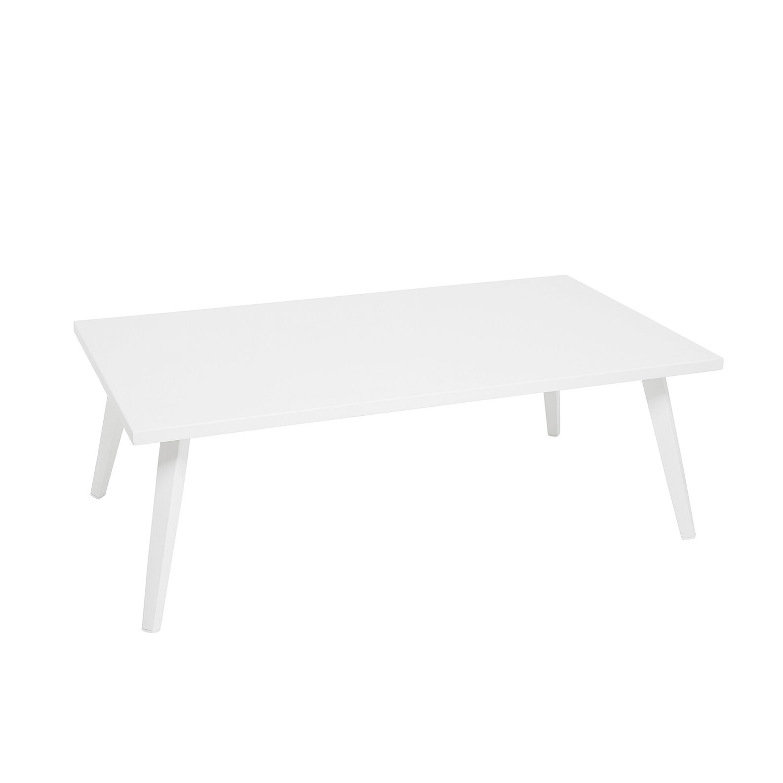 Tavolino in alluminio Mediterraneo