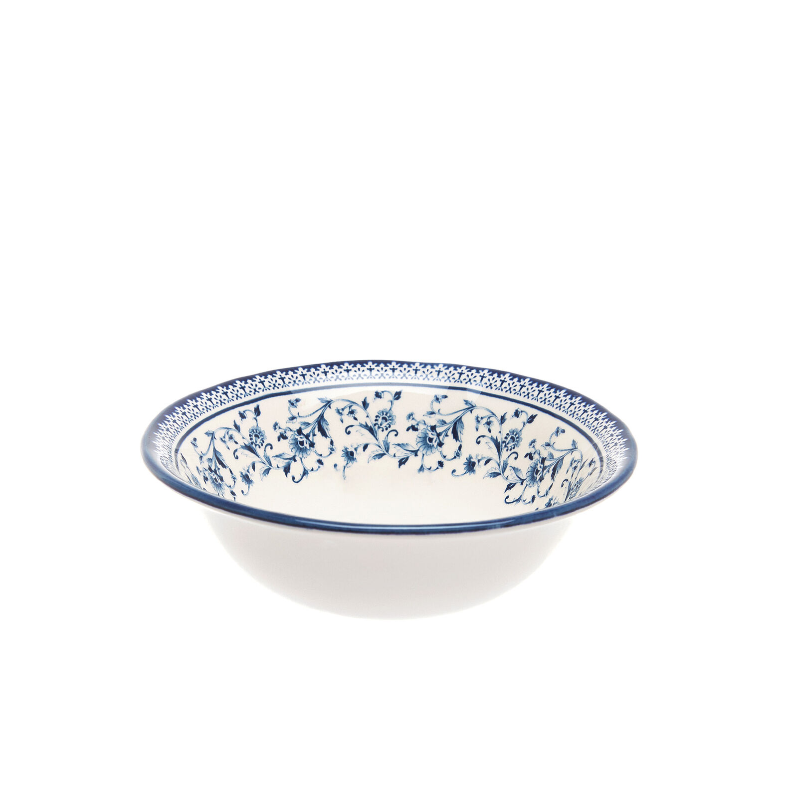 Coppetta ceramica decorata