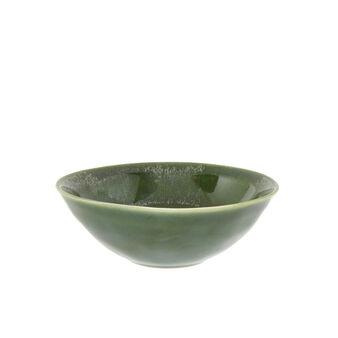 Coppetta ceramica effetto anticato