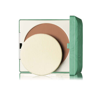 CLINIQUE STAY MATTE SHEER PRESSED POWDER - 04 STAY HONEY  7 G