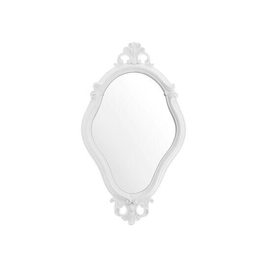 Specchio cornice barocca rifinito a mano