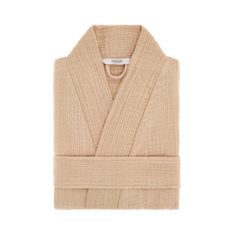 Accappatoio kimono mussola di cotone