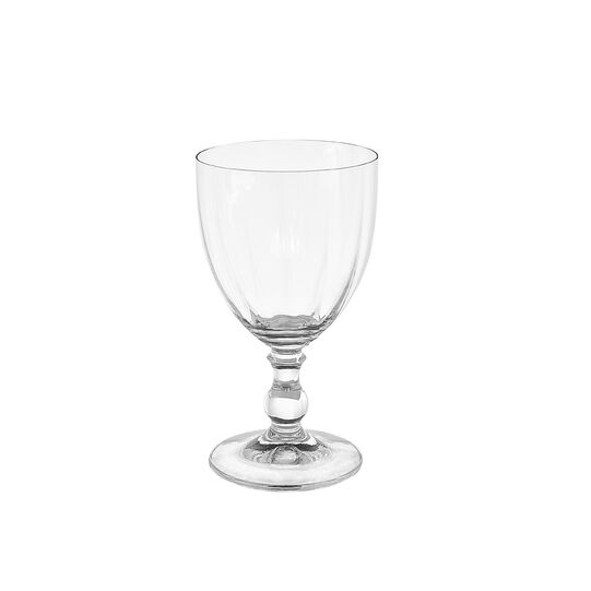 Bohemia crystal wine glass