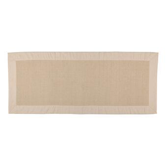 Zefiro ribbed kitchen mat in 100% cotton