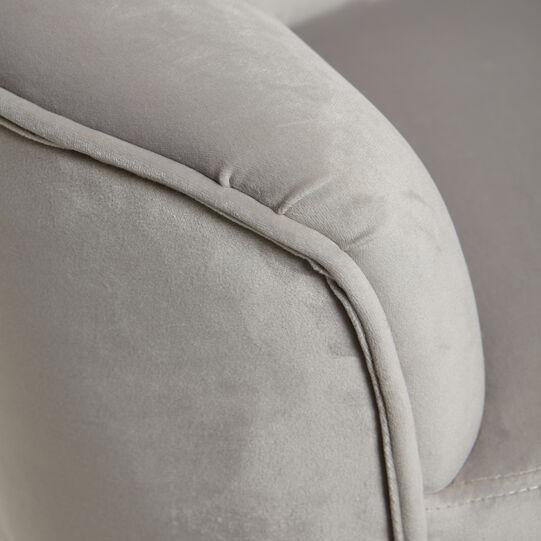 Salt sofa in velvet
