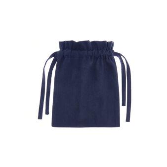 Sacchetto puro cotone garment washed