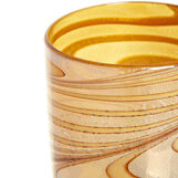 Murano glass vase