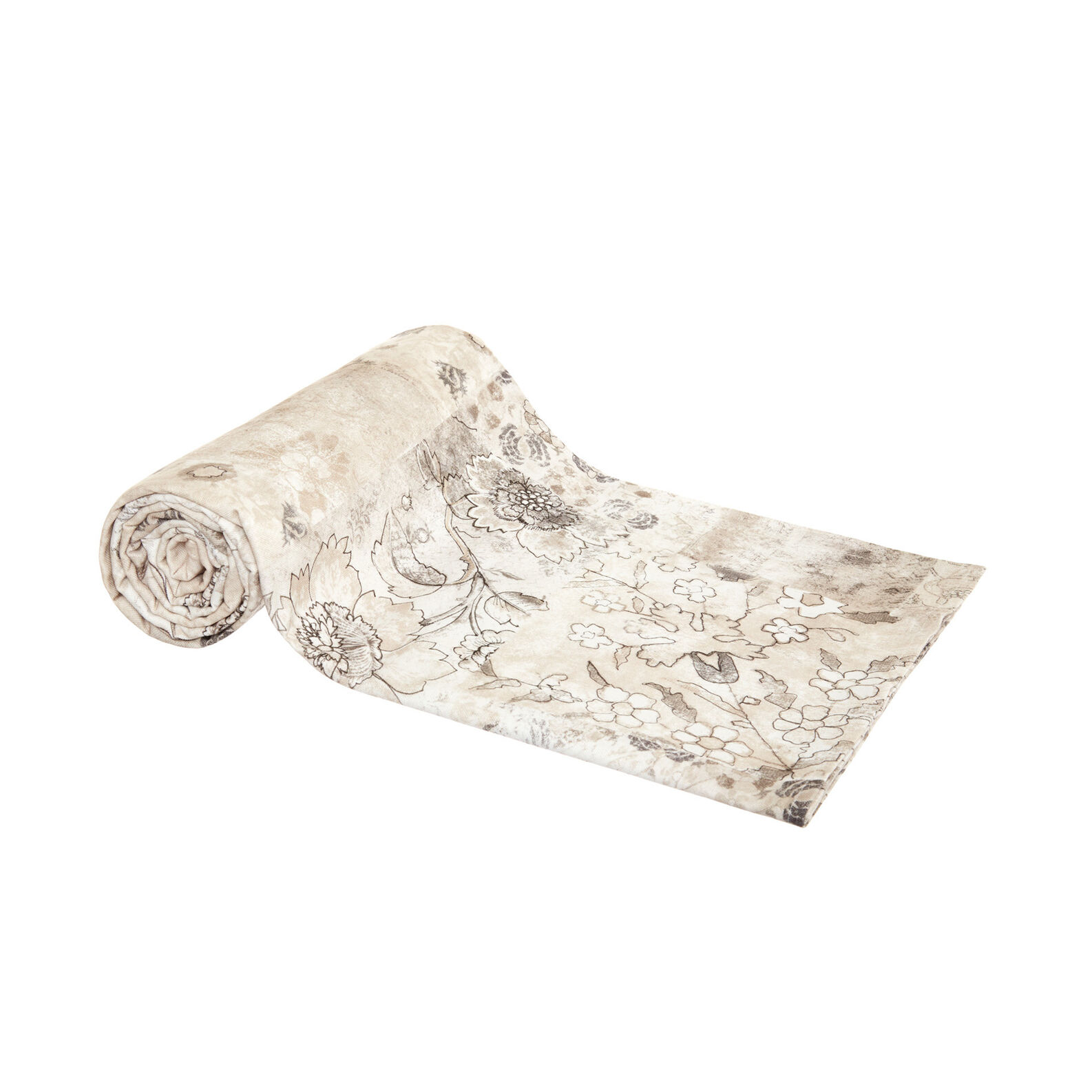 Vintage motif 100% cotton towel