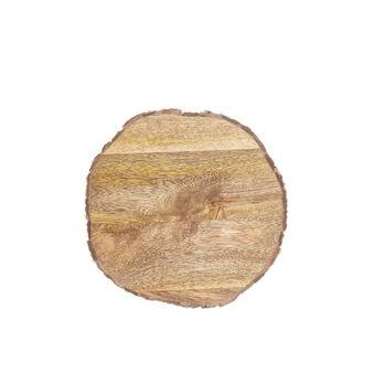 Sottopentola in legno di mango