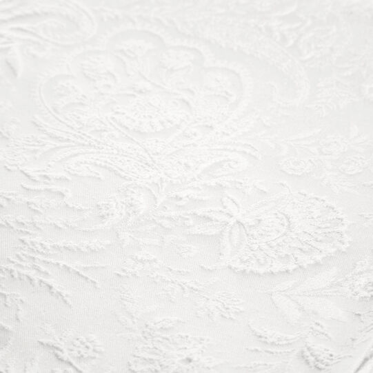 Portofino paisley patterned bedspread