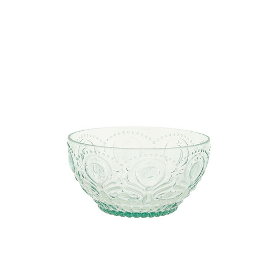 Small detailed plastic bowl