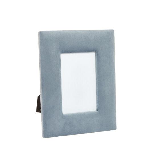 Velvet photo frame