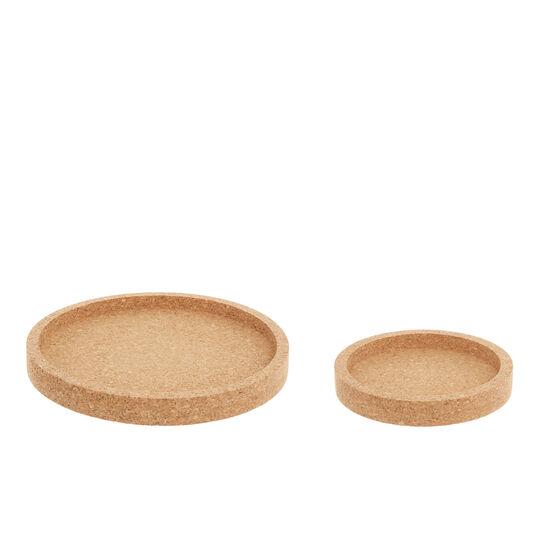 Portuguese natural cork centrepiece