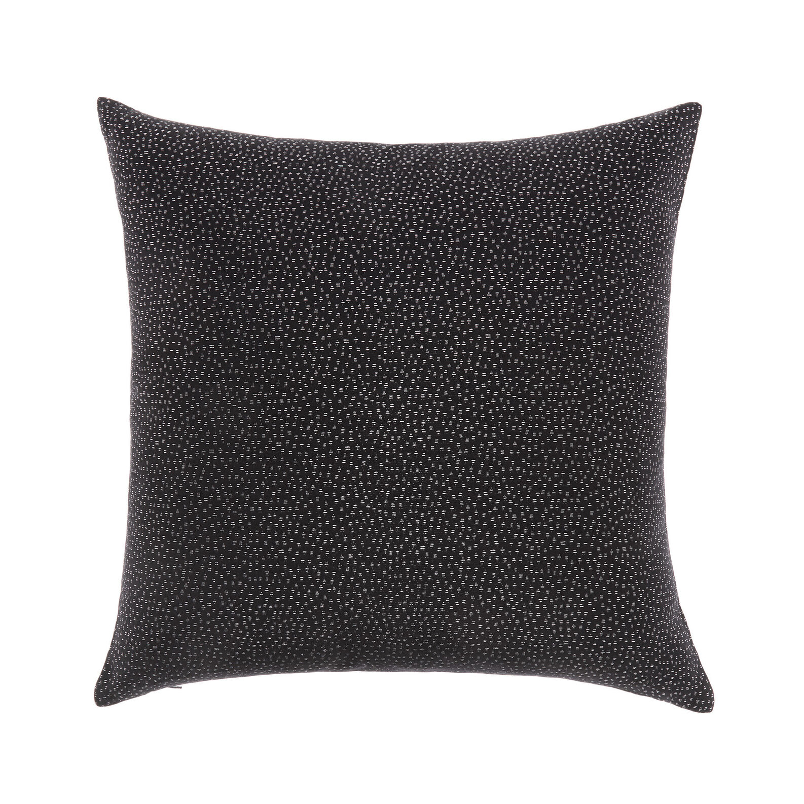 Jacquard lurex cushion 45x45cm