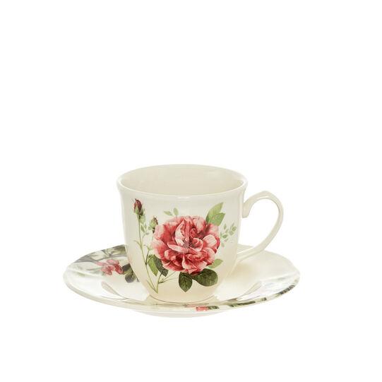 Rosemary ceramic tea cup