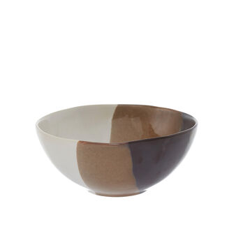 Terra small ceramic bowl
