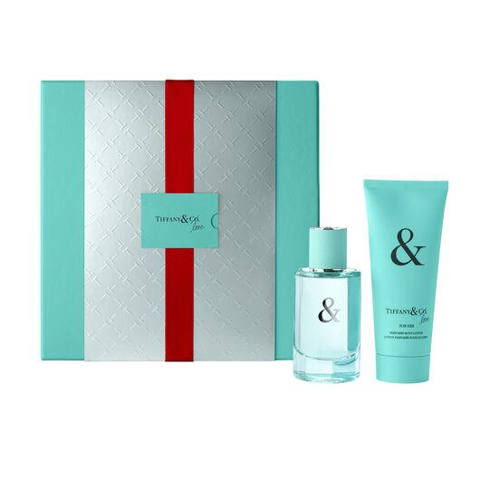 Coffret Tiffany & Love For Her Eau de Parfum