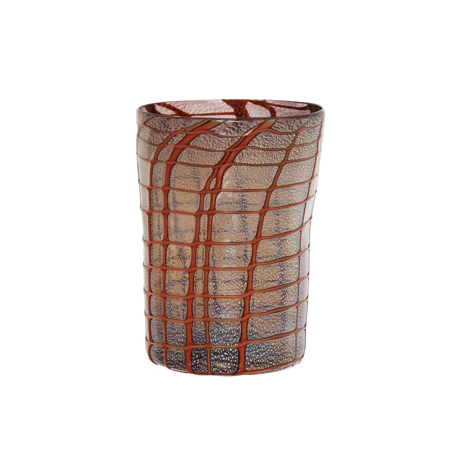 Murano glass glass mesh decoration