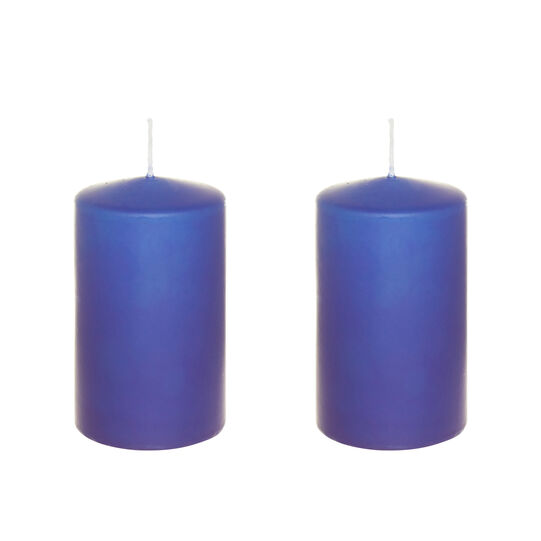 Set 2 candele made in Italy