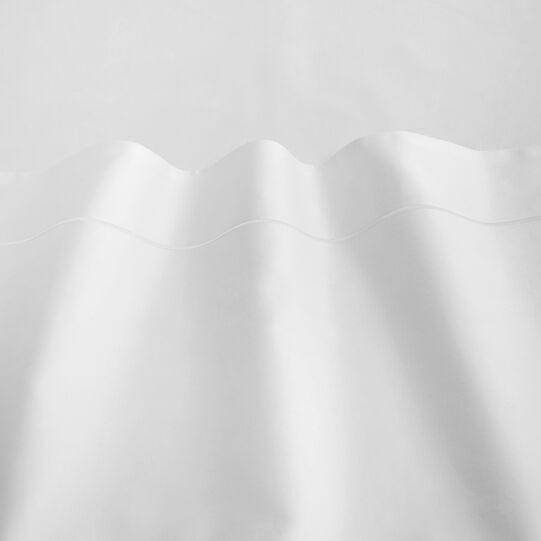 Flat sheet in TC400 satin cotton