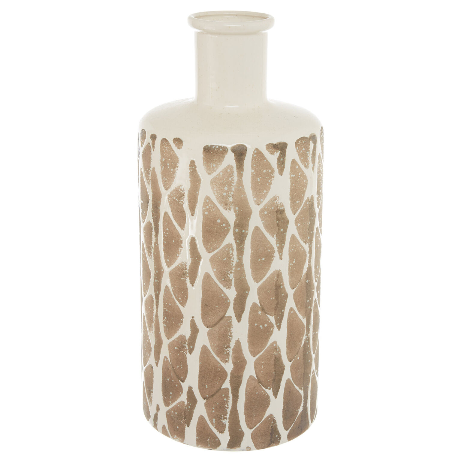Handmade Portuguese ceramic vase