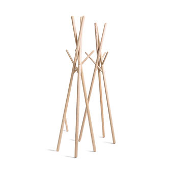 Cargo Appendiabiti in bamboo