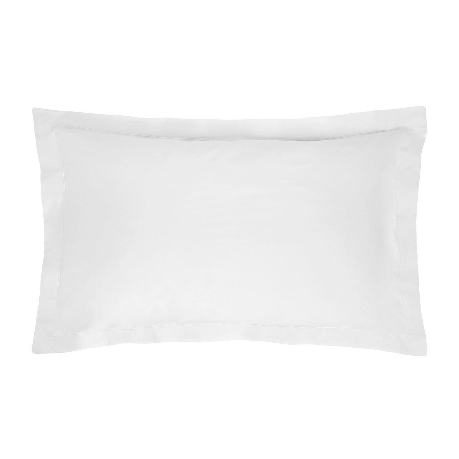 Pillowcase in TC400 satin cotton
