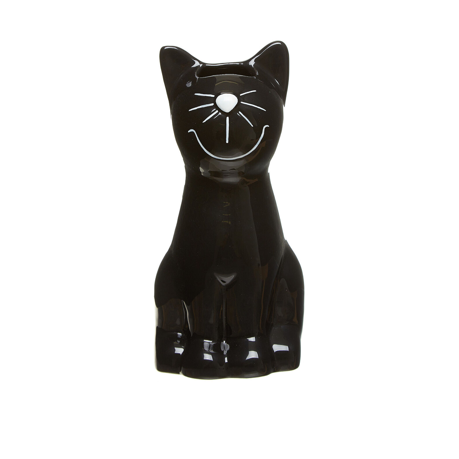 Cat-shaped ceramic humidifier