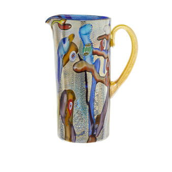 Carafe in original Murano Glass, mouth blown