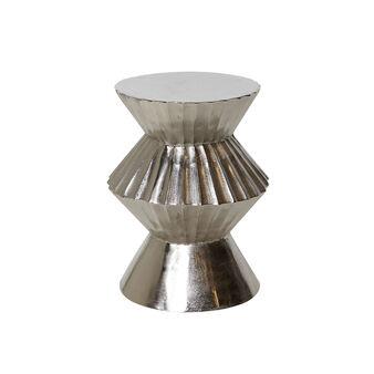 Tavolino in alluminio  Drum