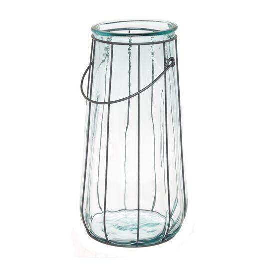 Lanterna vetro riciclato